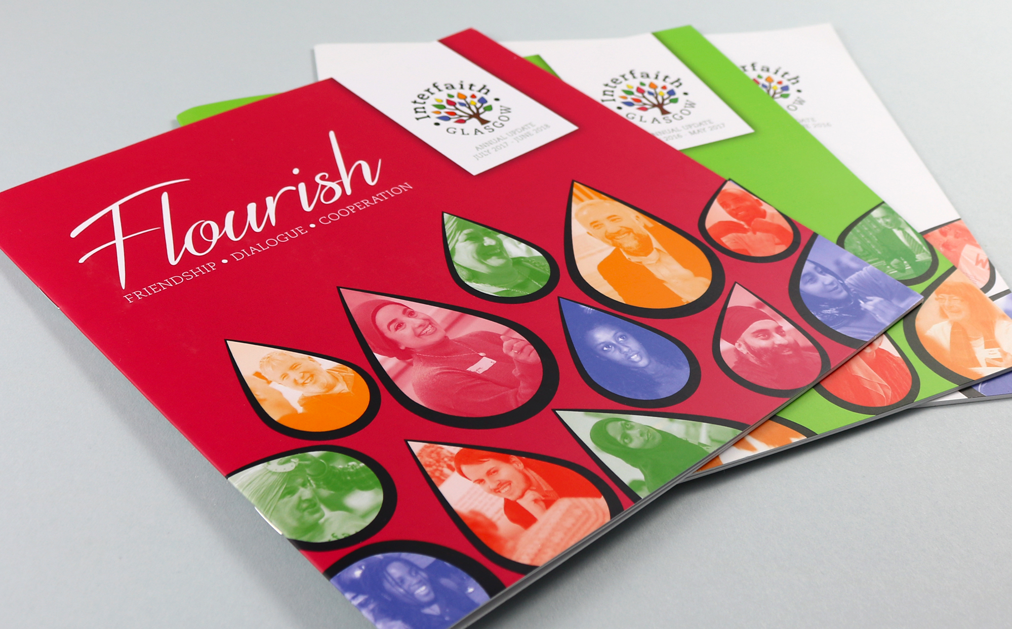 IG Flourish Booklet Covers